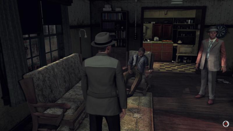 L.A. Noire overdose