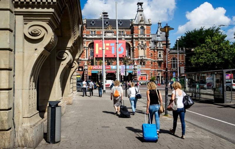 '6000 illegale Airbnb-hotels in Amsterdam'
