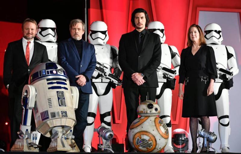 The Last Jedi nog dit jaar door miljardgrens