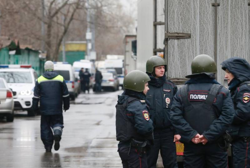 Verdachte schietpartij Moskou alsnog opgepakt