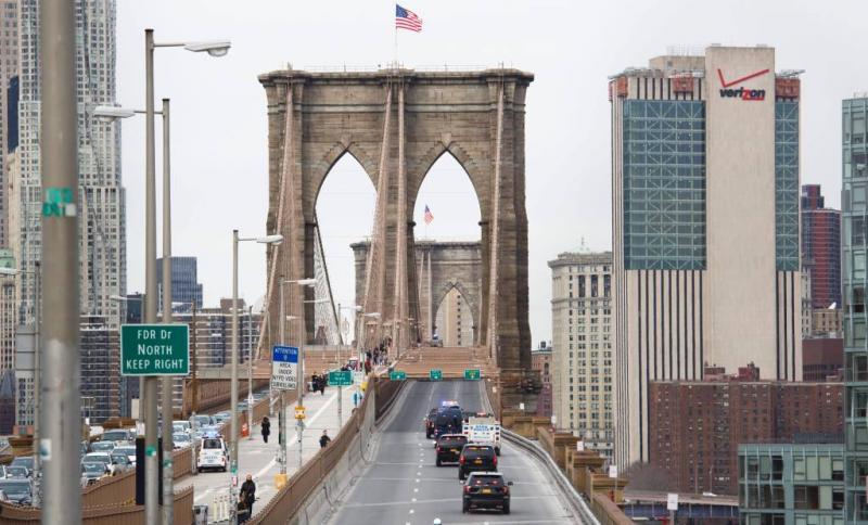 Aantal misdrijven New York blijft afnemen