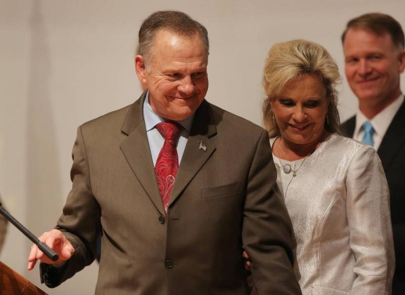 Moore wil onderzoek naar verkiezingsfraude