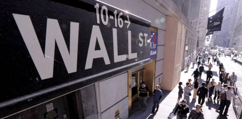 Amerikaanse beursen kleuren rood door naderende handelsoorlog (Foto: ANP)
