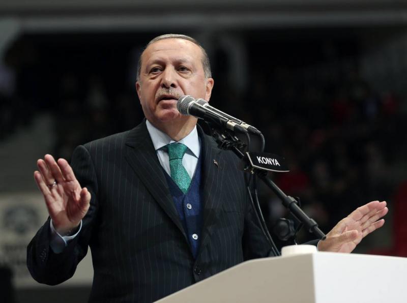 Erdogan bezoekt volgende week Frankrijk