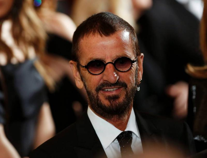 Ringo Starr is voortaan Sir Ringo Starr