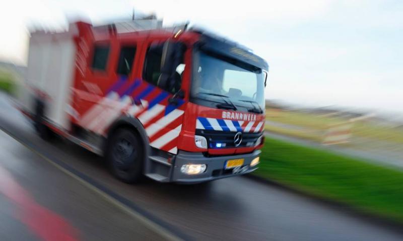 Twee kinderen omgekomen bij woningbrand Emmen