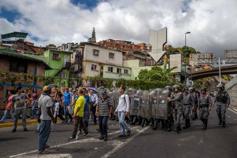 Colombia stuurt karbonades naar Venezuela