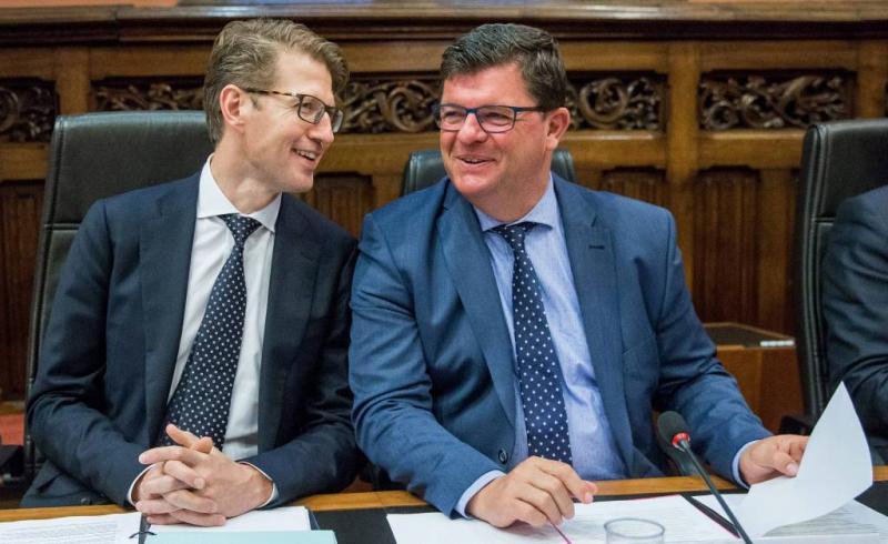 Vlaanderen boekt flink begrotingsoverschot