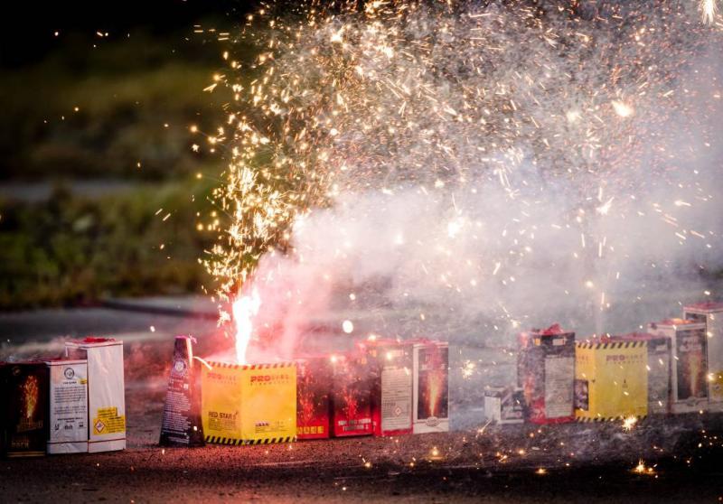 Meer vuurwerkklachten op meldpunt