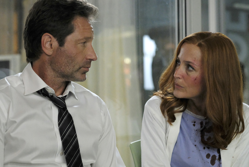 The X-Files: David Duchovny en Gillian Anderson