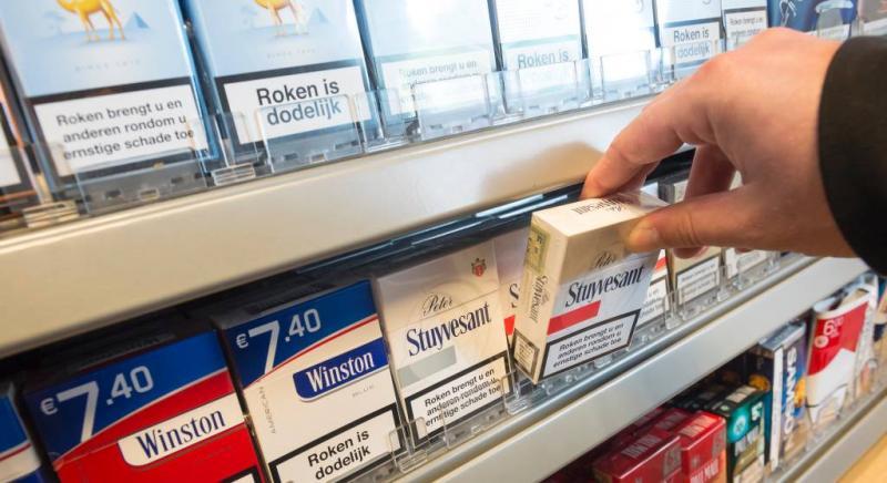 Kruidvat en Trekpleister stoppen verkoop tabak