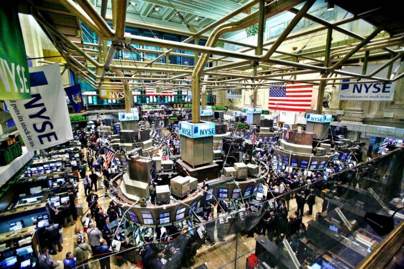 Dow-Jonesindex sluit boven de 25.000 punten
