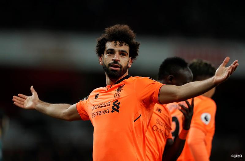 Salah verkozen tot Afrikaans voetballer van het jaar (Pro Shots / Action Images)