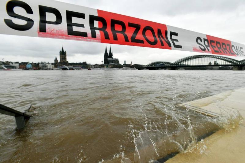 Duitsland wapent zich tegen hoogwater