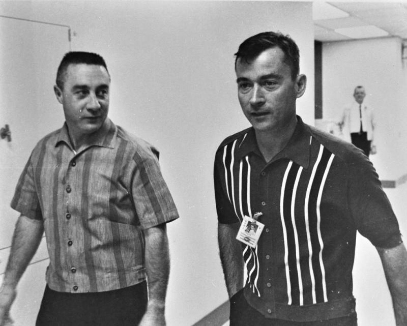 Astronaut John Young overleden