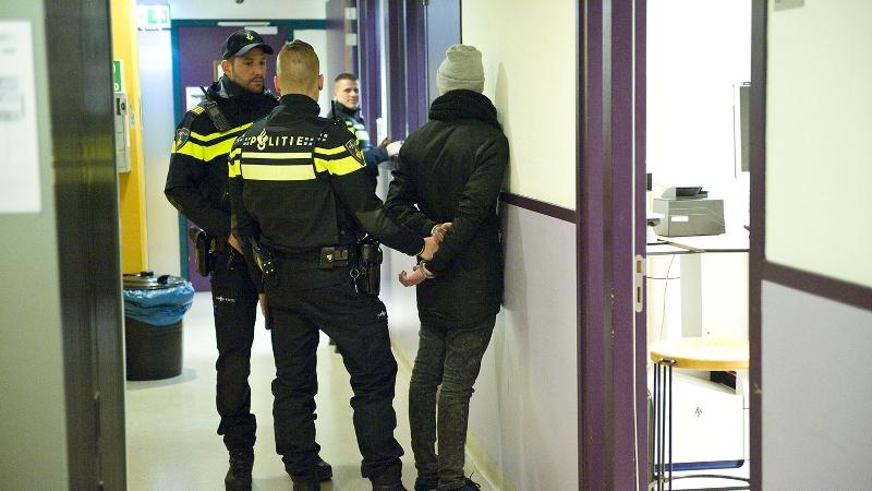 Man aangehouden na ongeluk Breda (Foto: Stockfoto politie.nl