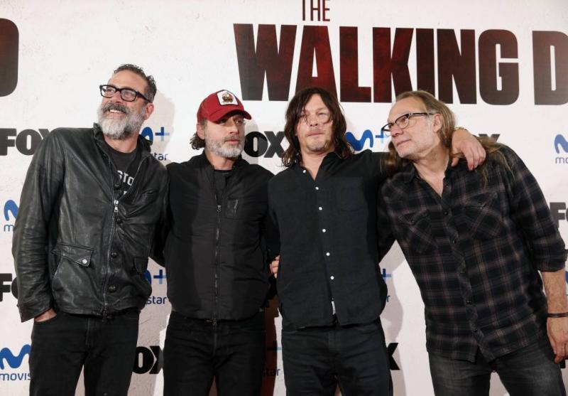 The Walking Dead aangeklaagd na dood stuntman