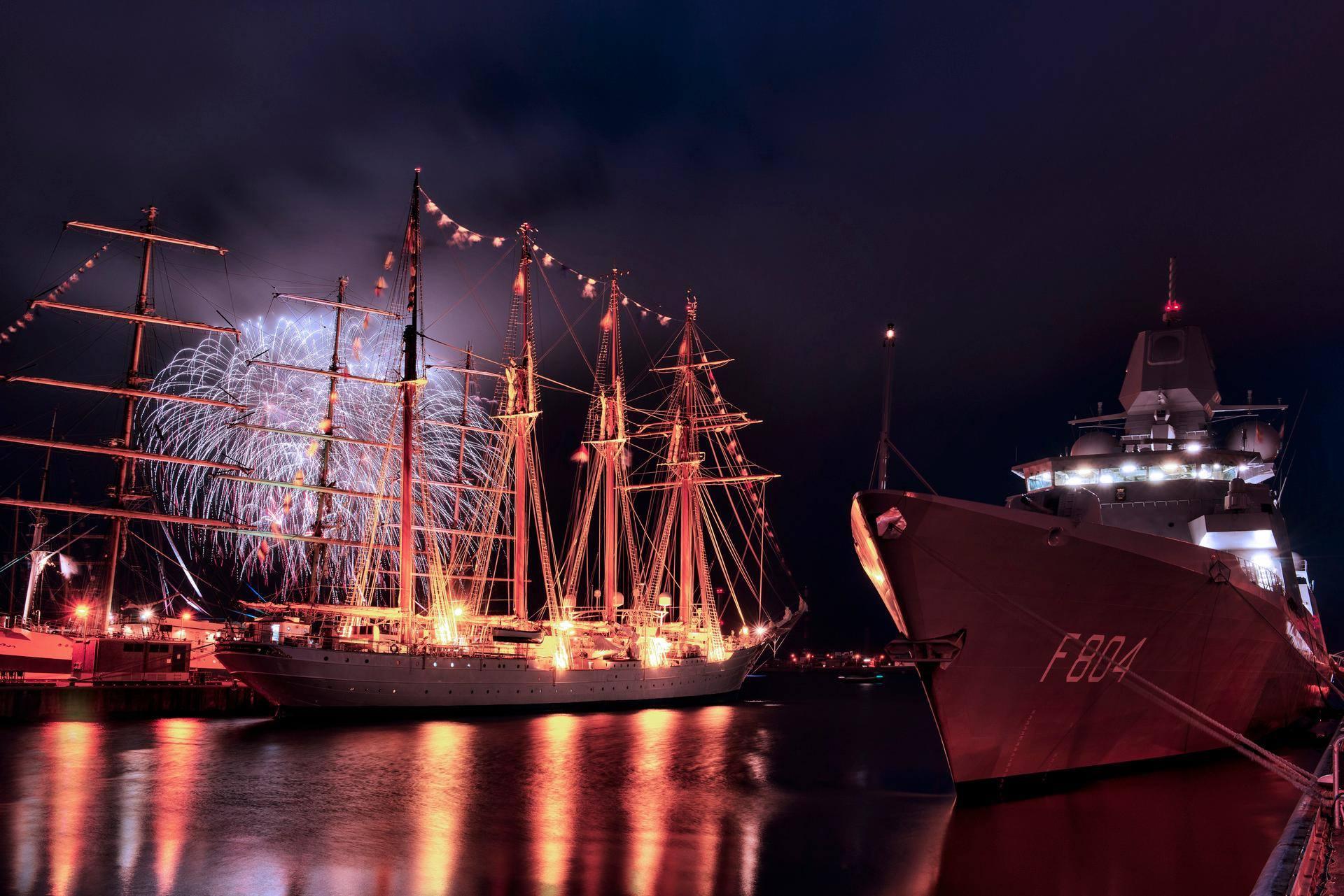 Marine jarig (foto: Koninklijke Marine)