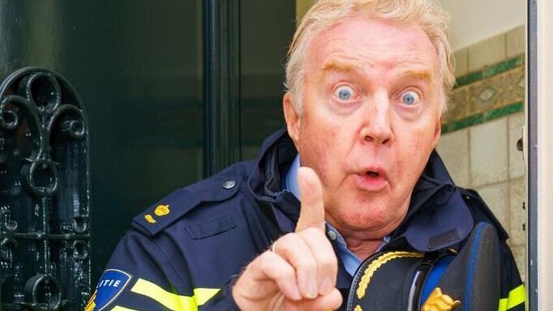 Hoogbejaarde slachtoffer babbeltruc (Foto: Politie.nl)