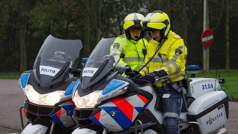 Routinecontrole eindigt met 2 gewonden en een lijk (Foto: Stockfoto politie.nl)