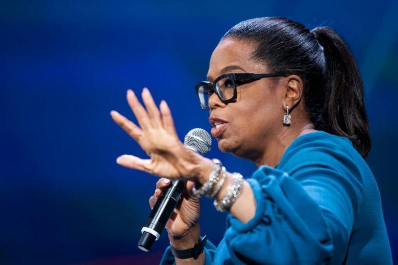 Reactie Witte Huis: 'Laat Oprah maar komen'