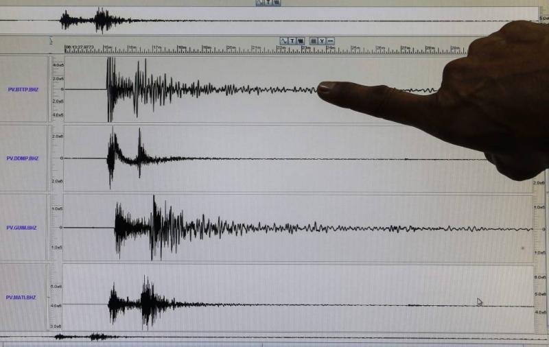 Grote beving van 7,6 in Caribisch gebied