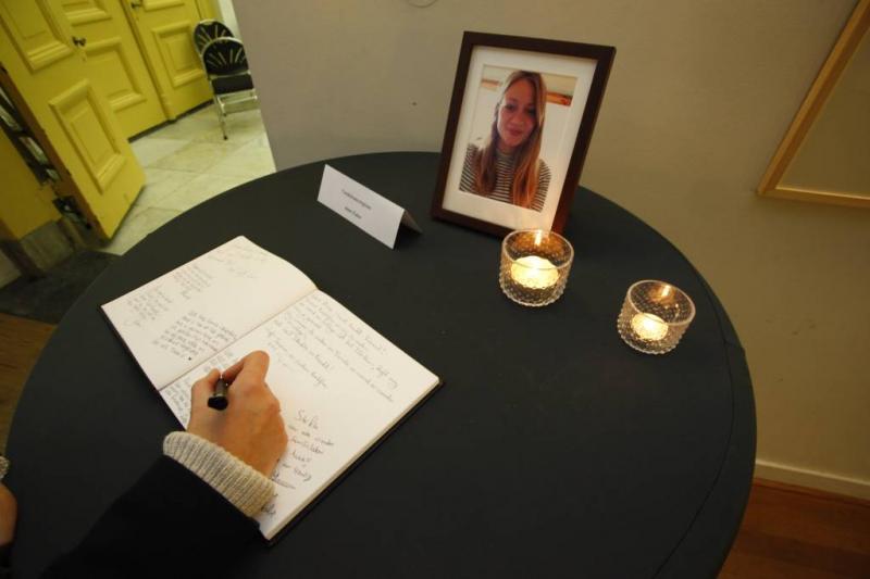 Eerste rechtbankzitting moord Anne Faber