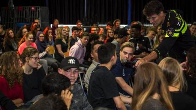 Politie krijgt jongerenraad (Foto: Politie.nl)