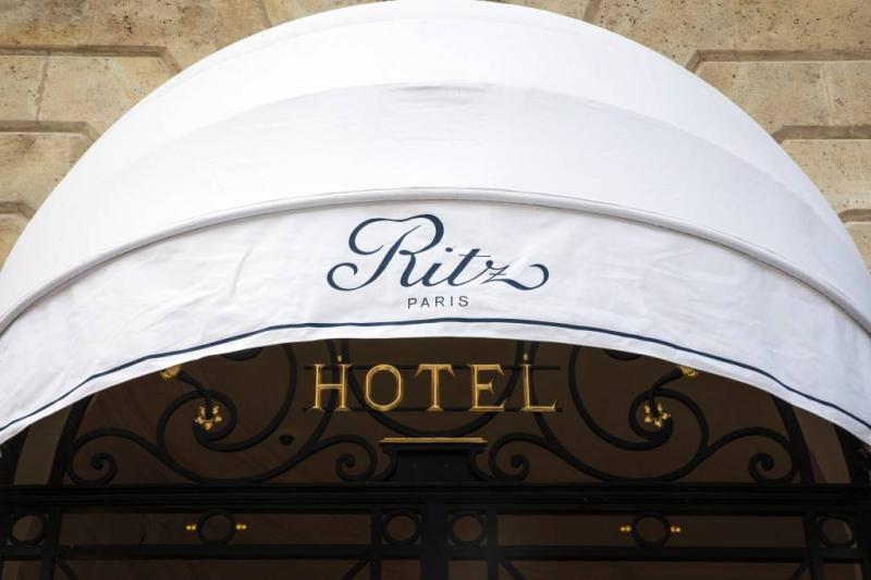 Grote juwelenroof in Hotel Ritz Parijs
