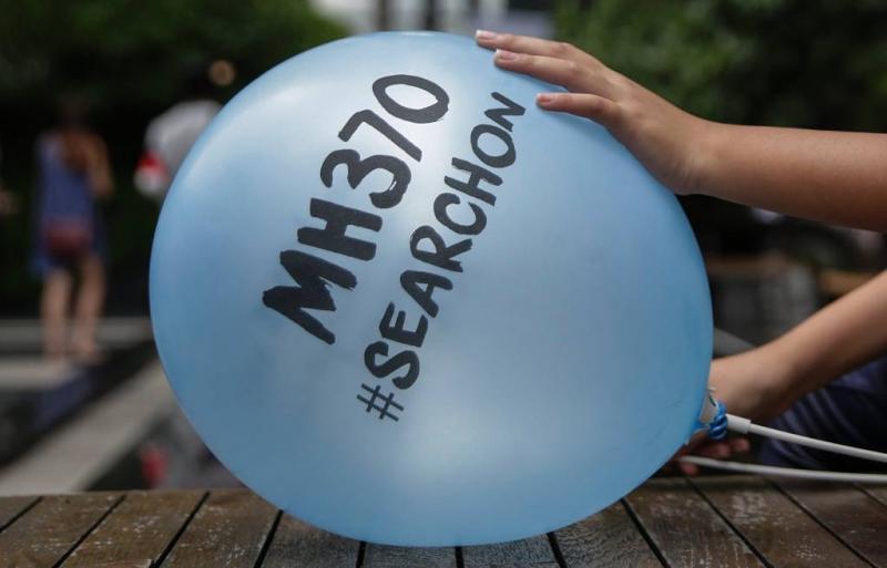 Bedrijf op zoek naar MH370