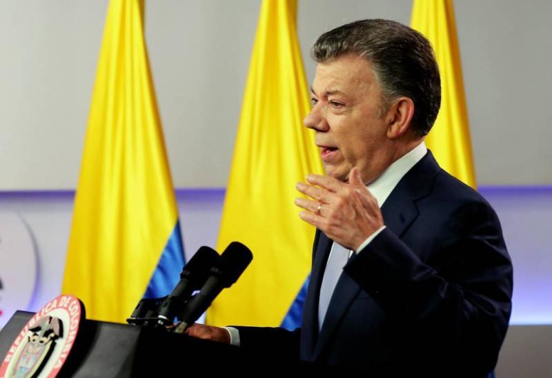 'Geweld Colombia laait weer op'