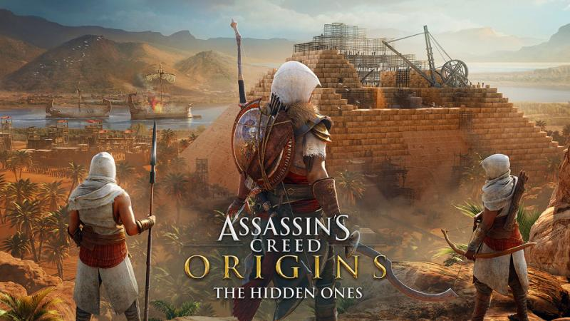 AC: Origins The Hidden Ones