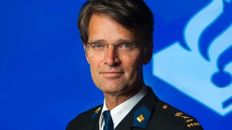 Korpschef: 'Samenwerking met burgers steeds belangrijker' (Foto: Politie.nl)
