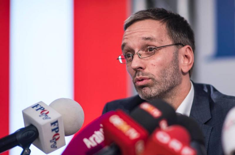 Oostenrijk boos over nazi-taal van minister