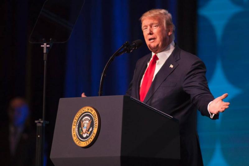 Trump: Terugkeer naar klimaatkoord kan