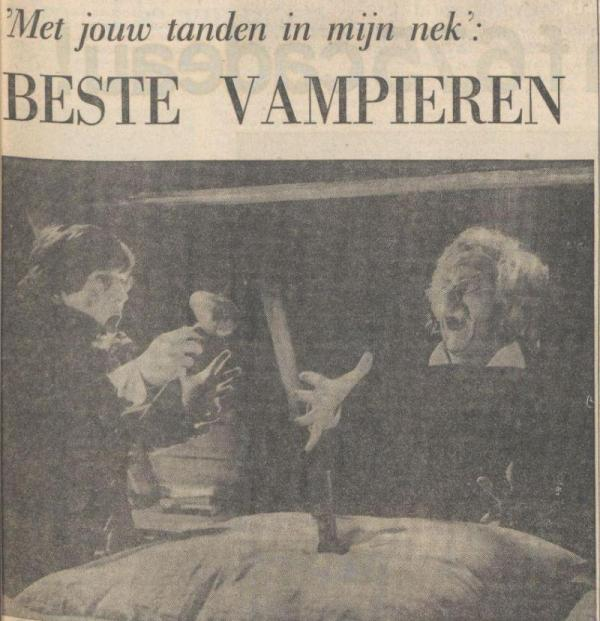 Uit de Trouw van 3 november 1967