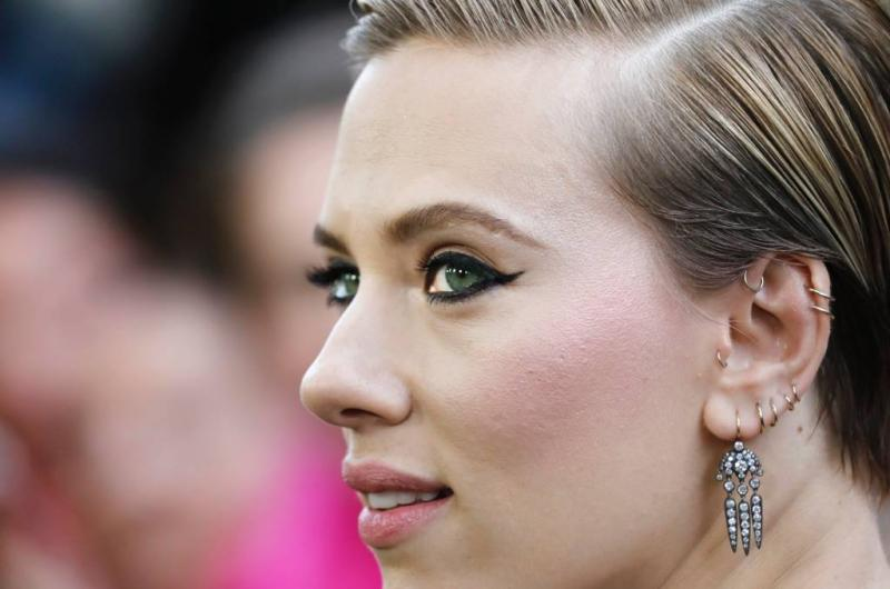 Scarlett Johansson in eigen Black Widow-film