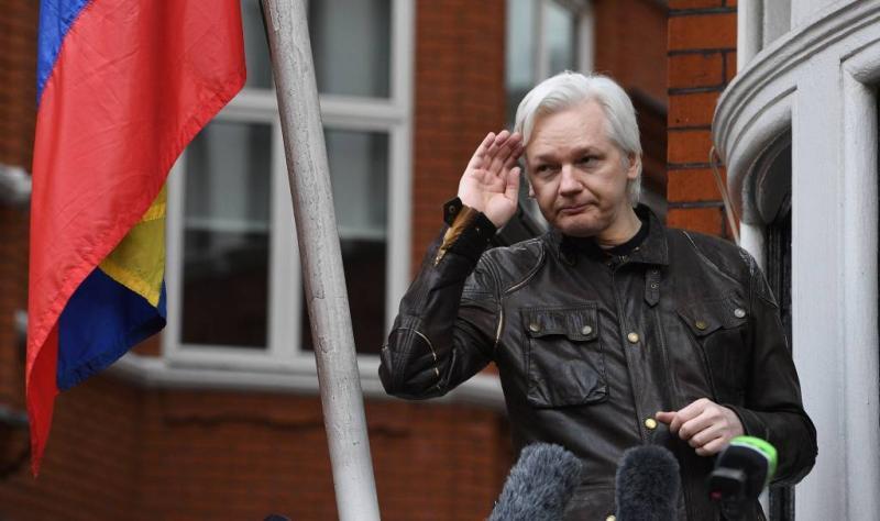 Assange heeft Ecuadoraans burgerservicenummer