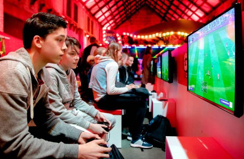 1,3 miljoen Nederlanders kijken streams games