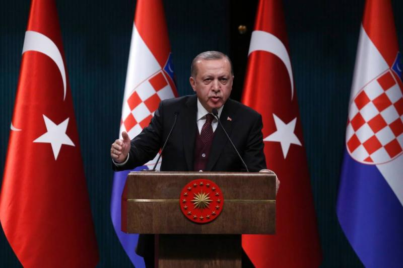 Erdogan eist stop Syrische aanvallen in Idlib