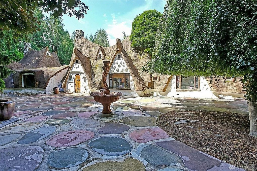 Sprookjeshuis in Olalla