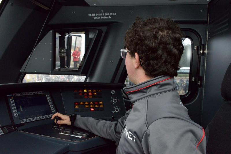NS en STC gaan samenwerking aan (Foto: Nederlandse Spoorwegen)