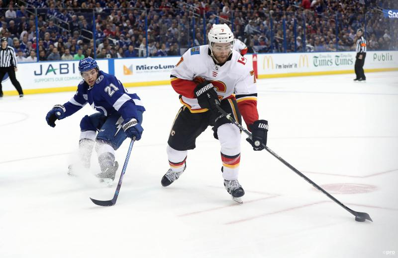 NHL: Flames verrassen Lightning (Pro Shots / Action Images)