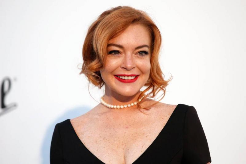 Lindsay Lohan ontwerpt eigen eiland in Dubai