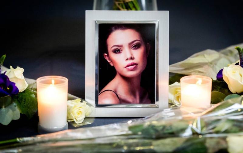 'Ivana Smit al gewond voor val'