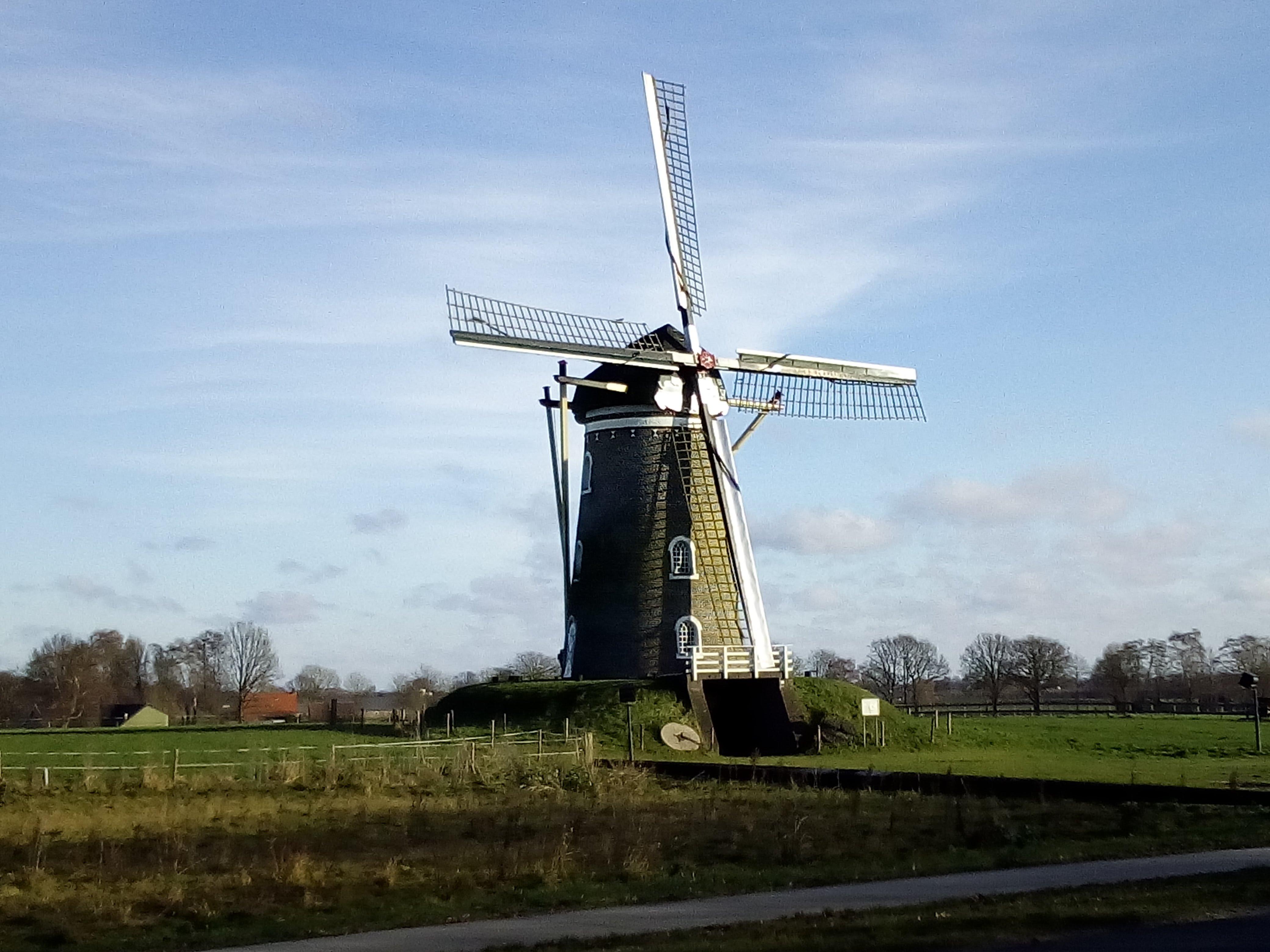 De molen bij Mill