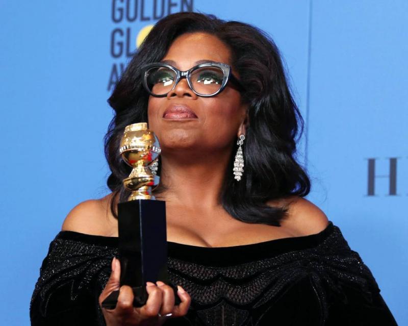 Speech Oprah toegevoegd op Spotify