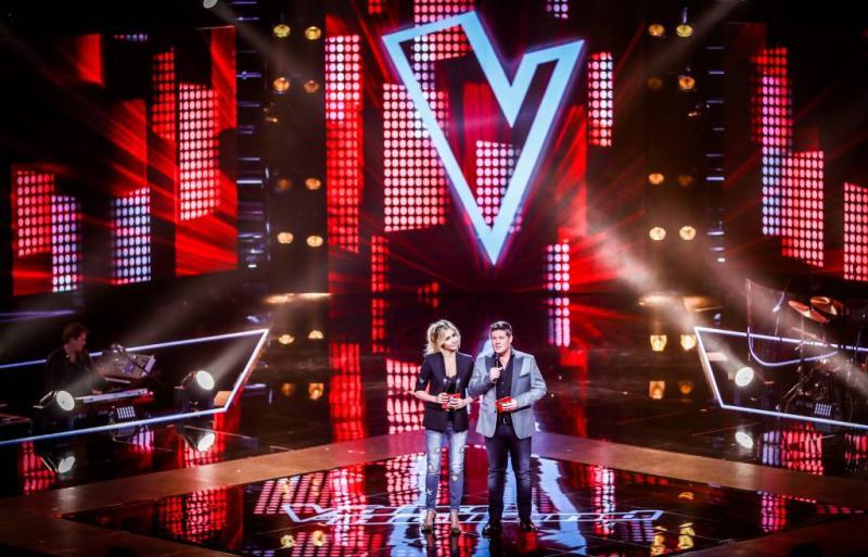 The Voice weer populairst op vrijdagavond