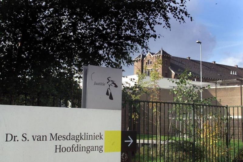 Voortvluchtige tbs'er Mesdag-kliniek opgepakt