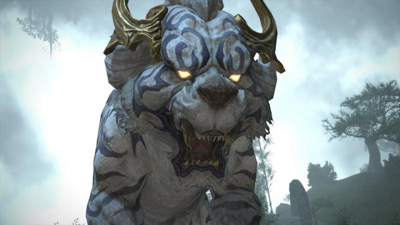 Final Fantasy XIV: Stormblood - Patch 4.2 - The Four Lords (Foto: Square Enix)